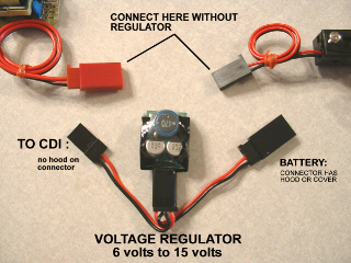 6 TO 15 VOLT REGULATOR