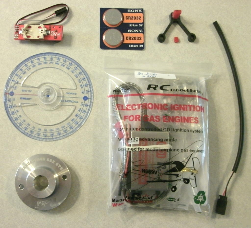 Rcexl - G62 conversion kit