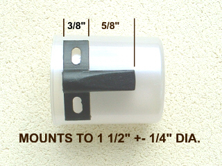 hall switch mount - long