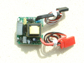 CDI power supply board-no spark coil